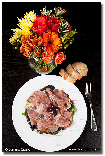 Prosciutto And Fennel Salad Flora S Table