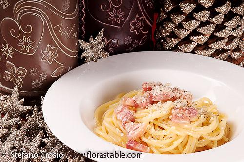 Francesca's Spaghetti alla Carbonara