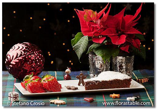 Francesca's Chocolate Cake