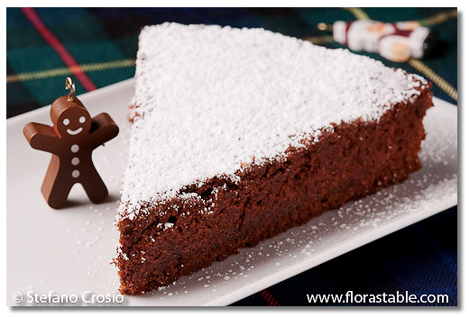 Francesca's Chocolate Cake