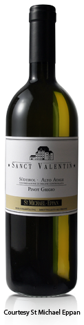 "St Michael Eppan, Alto Adige Pinot Grigio ""Sanct Valentin"" DOC"