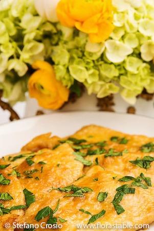 Francesca's Chicken Marsala