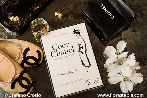 "Justine Picardie's ""Coco Chanel - The Legend and the Life"""