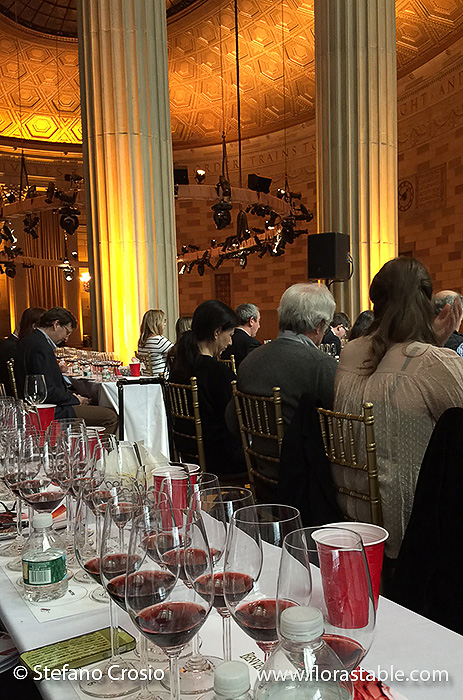 Benvenuto Brunello 2015 at Gotham Hall, NYC