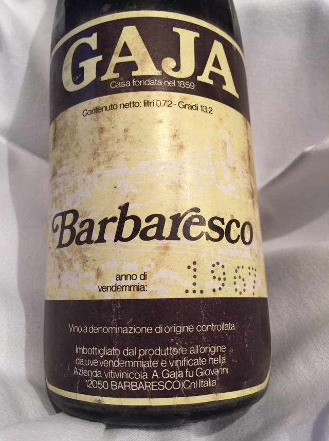Gaja, Barbaresco DOC 1967