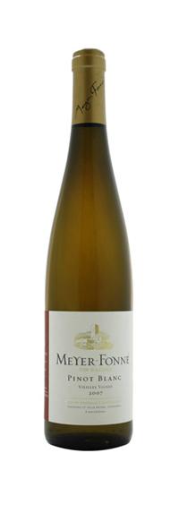 "Meyer-Fonné, Pinot Blanc ""Vieilles Vignes"" Alsace AOC (Image courtesy of Meyer-Fonné)"