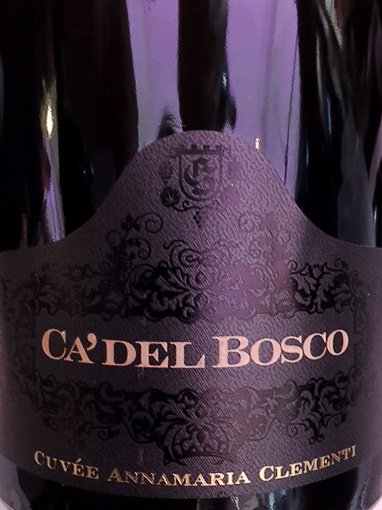 Ca' del Bosco, Franciacorta Cuvée Annamaria Clementi 2004