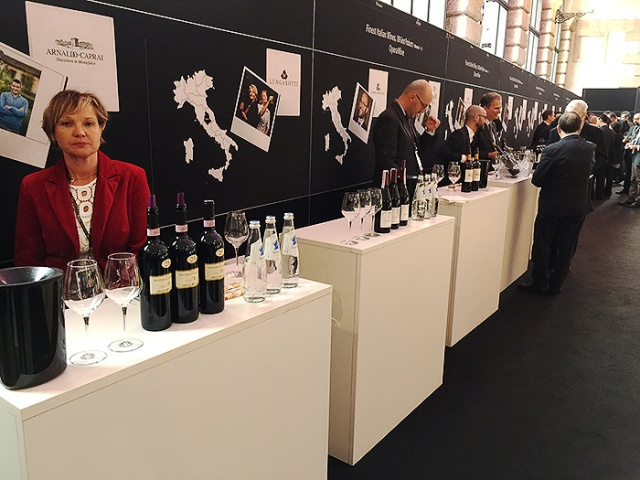 OperaWine 2015 - The Layout