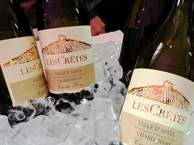 Les Crêtes, VDA Chardonnay Cuvée Bois 2012