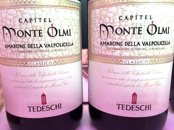 Tedeschi, Amarone della Valpolicella Classico Capitel Monte Olmi 2004