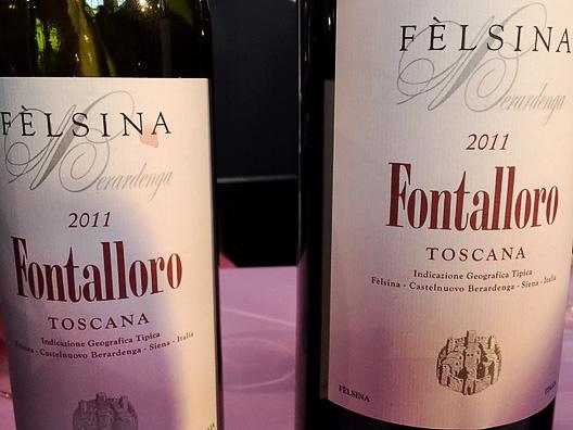 Felsina, Fontalloro 2011