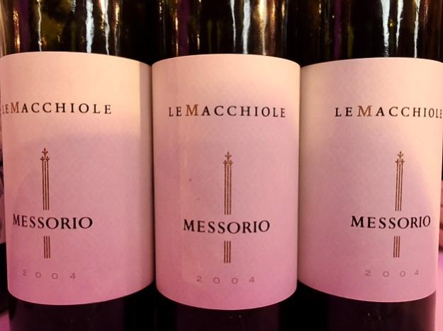 Le Macchiole, Messorio 2004